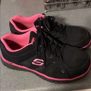 Skechers flex sole slip resistant